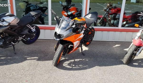 KTM 125 RC 6500 KMS