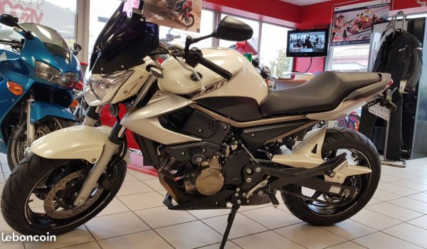 YAMAHA XJ6 BRIDABLE PERMIS A2