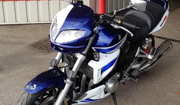 SUZUKI 1400 GSX AVEC OPTIONS
